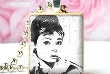 Audrey Hepburn / by Wendy Martin