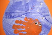 Preschool- Under the Sea! / by Angela Ludens Reindl
