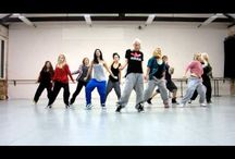 Dance + Choreography. / My 2nd favorite art form. / by Shawnee Leonard