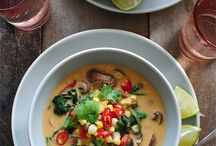 Dinner recipes / by Rachael Mantelli