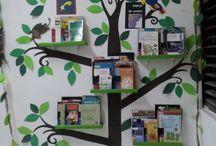 Biblioteca infantil / Ideas para maestras bibliotecarias / by Luz Venegas