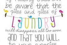 laundry / by Christy Smith