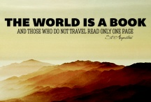 Travel Quotes / by Bronco Roads