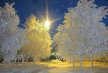 Winter wonderland / Winter season scenery photography with images from all around the globe. / by Patrick Jobst