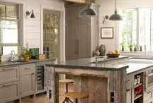 kitchen ideas / by Pam Taylor