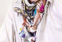scarfs / by yasmeenah