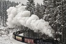 Trains / Steam engines are cool / by Daryl King