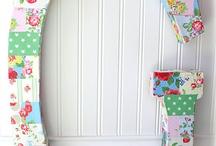 Door / Wall Hanger Ideas / by Kelly O'Shields