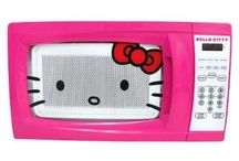 Hello kitty house items / by Kitty White