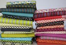 Fabric.Collect.Stash / by Faith Jones