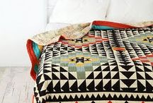 Quilt Ideas / by Amber