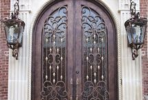 nice doors / by Sharon Childs