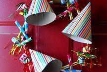 Birthday party ideas / by Christy Benwell Giannattasio