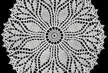 Thread Crochet/Doilies / by Karen Kubicz