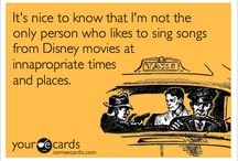 Disney / by Hailey Sampson