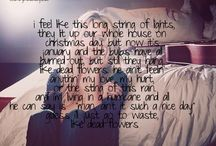 Country Song Lyrics <3 / by Shelby Eaton