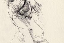 Illustration / by Aline Martinez