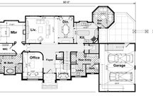 Unique Floor Plans / Unique Floor Plans offers amazingly different home floor plans with wonderful extras that make these homes stand out from the crowd. Browse these unique floor plans and find the perfect house for your lifestyle. / by House Plans and More
