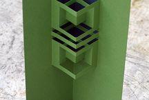 kirigami pop up book / by Carlo Giovani