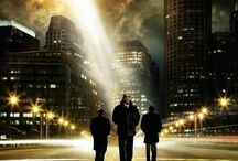 """Angels Around Me (Movie) / (Short Synopsis) """"Crime boss Big D rules the streets of Boston with an iron fist. In a battle for money and power broken trust, greed and deception will bring them down … but who will lift them up?"""" (Starring) Derrick Hammond, Stephen """"Stix"""" Josey, Domenic Ricci II (Zombie Apocalypse), and Dennis Pietrantonio (See Dick Run, Grown Ups 2, American Hustle). / by Green Apple Entertainment"""