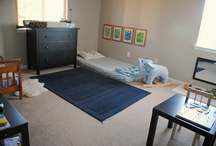 Kids rooms / by Emily Channell