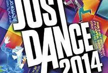 JUST DANCE!!!!O.o / by Samantha Ashlee Carson