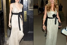 Celebrities Wearing the Same Dress / by WebThriftStore
