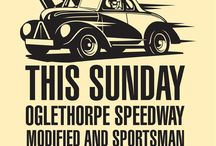 Old stock cars NOT NASCAR / by Daniel Woodruff