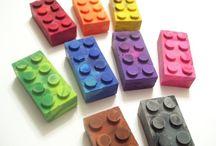 LEGO nog uit te zoeken / by Yvonne van Dijk