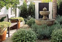 landscaping - traditional / by Abeo Design