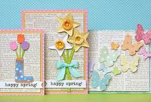 Cards Tags Scrap / by Patty Gerker