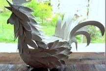 Sculpture Lessons / by Erin Dendinger