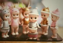 Sonny Angels / Ils sont petits, ils sont mignons et c'est une addiction ! / by Amelie Sogirlyblog