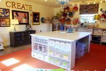 craft room / by Shawn Jones
