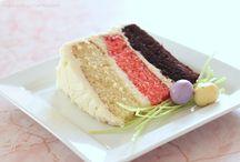 cakes / by Scotti Block