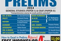 IAS Prelims Crash Course / by Ims New Delhi