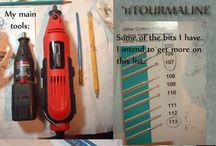 Tool Tips / by Bernadette Fox