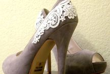 Pretty Shoes / by Bethan Morris
