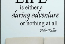 ♥Adventure♥ / Life is an adventure; enjoy the ride. / by Catrina Waters