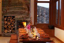 Fireplaces - Modern / by Carisa Mahnken Design Guild
