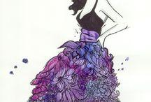 illustration / by Katerina Mimozovna