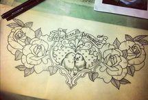 Tattoos / by Erika Harris