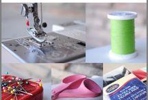 Helpful sewing tips / by Rosie Quinn