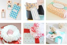 Gift Wrapping Ideas / by Sue Wise