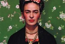 Frida / by Hasmik Soghomonyan