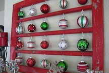 Holiday Decoration - Christmas / by Angie Lambert
