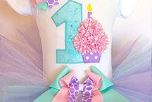 Baby B birthdays! / by Shannen Pate Floyd
