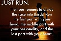 running / by Katie Ellefson