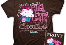 Cherished Girl Shirts by Kerusso / Cherished Girl is Kerusso's brand new line of Christian apparel and T-Shirts. Each of these Christian T-Shirts is filled with witty and powerful designs that embody the fun and friendship girls of all ages share. Every shirt that is part of the Cherished Girl line is colorful, thoughtful, funny - and focused on faith. / by Christian T-Shirt Shop