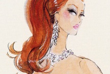 Barbie and Fashion / by Theresa Joy Knowles
